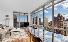 séjour minimaliste lumineux moderne luxe