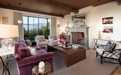 salon design rustique moderne luxe