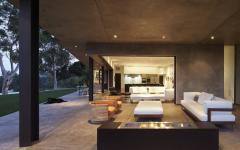 maison de ville intérieur moderne et luxueux