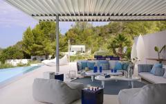 vacances à Ibiza maison plain-pied