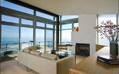 maison avec vue splendide sur mer