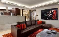 salon familiale résidence de vacance prestige