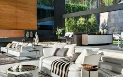 mobilier design ultra moderne contemporaine résidence de haut standing