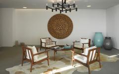 ambiance design intérieur retro maison