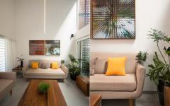 ameublement design moderne maison familiale architecte