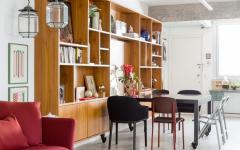 intérieur appartement design rénové