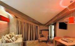 design élégant rustique cocooning appartement de vacances