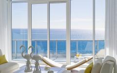 appartement de luxe avec vue sur la mer