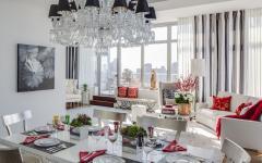 intérieur luxe appartement de prestige citadin