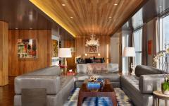 superbe appartement de luxe rustique