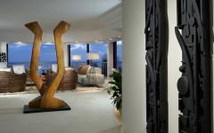 séjour spacieux design élégant belle demeure luxe
