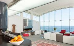 intérieur maison architecture moderne