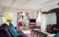 intérieur cottage à louer romantique vacances