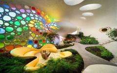 design intérieur créatif original maison