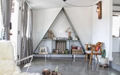 meubles fabriqués soi-même maison de vacances