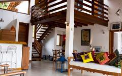 agencement séjour villa de luxe à louer