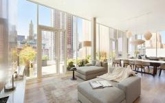 loft à la vue sur new york
