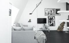 bel appartement moderne design intérieur scandinave