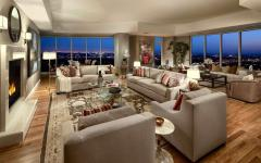 design intérieur luxueux appartement de ville