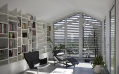 séjour design simple maison originale