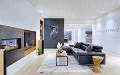 séjour design maison moderne contemporaine