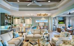 résidence de standing séjour luxe
