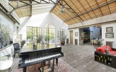 Séjour spacieux propriété de prestige à Paris XI