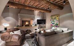 séjour assises design luxe