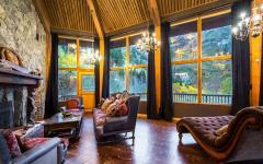 design intérieur maison montagne