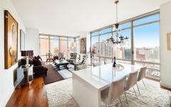 ameublement minimaliste élégant appartement de ville luxe