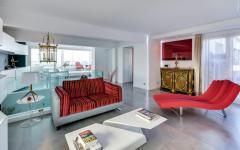 mobilier design luxe duplex paris