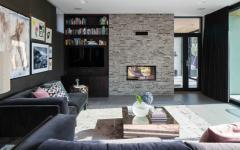 séjour maison familiale design contemporain