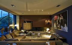 intérieur cozy résidence de ville