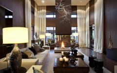 séjour salon canapé luxe design maison