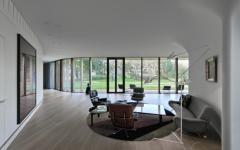 séjour maison archi contemporaine