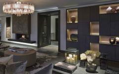intérieur maison de prestige suisse