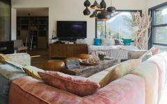 mobilier design vue sur cassis villa à louer luxe