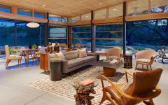intérieur luxe design écologique verte maison passive