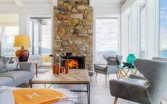intérieur luxe résidence secondaire
