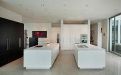 cuisine résidence de luxe