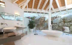 salle de bain design luxe ultime