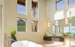 magnifique salle de bains design luxe