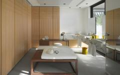 grande salle de bain design luxe