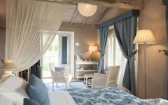 grande suite hôtel boutique toscane italie design rustique