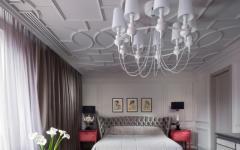 chambre des propriétaires très design
