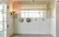 entrée mobilier rustique cottage anglais