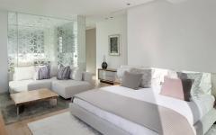chambre principale villa de vacances de luxe