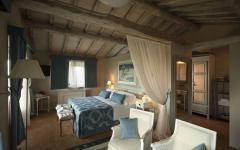 belle suite luxe hôtel toscane