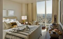 chambre appartement de luxe citadin