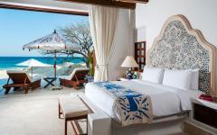 suite de luxe villa de rêve exotique